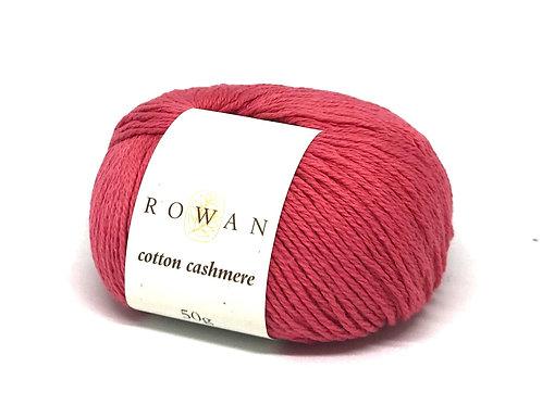 Cotton Cashmere Rowan 227 (tulip)