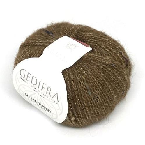 METAL TWEED Gedifra 755 (коричневый)