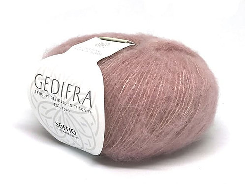 SOFFIO Gedifra 614 (пыльная роза)