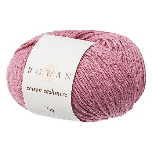 Cotton Cashmere Rowan 215 (cinnabar)