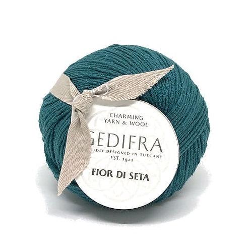 FIOR DI SETA Gedifra 1259 (темно-бирюзовый)