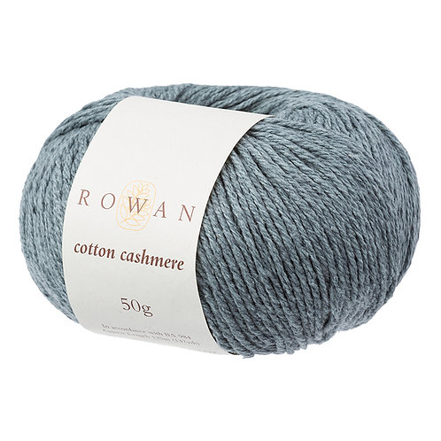Cotton Cashmere Rowan 218 (dark olive)