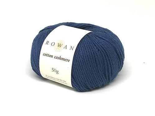 Cotton Cashmere Rowan 231 (indigo)