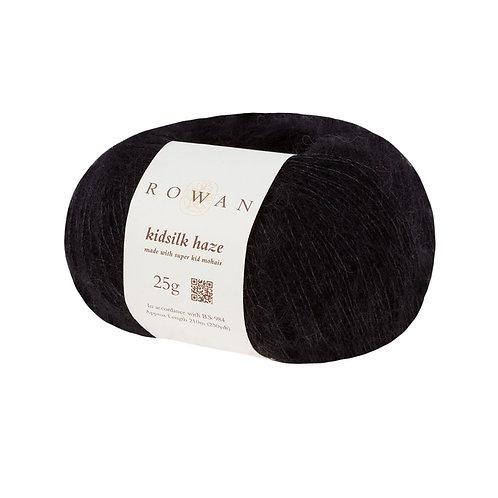 KidSilk Haze Rowan 599 (Wicked/черный)