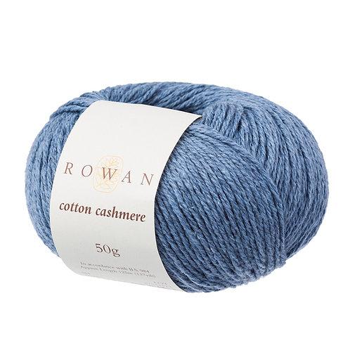 Cotton Cashmere Rowan 223 (harbour blue)
