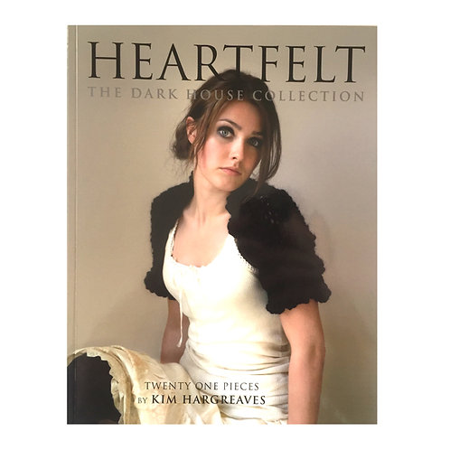 "Книга ""Heartfelt"", дизайнер Kim Hargreaves"