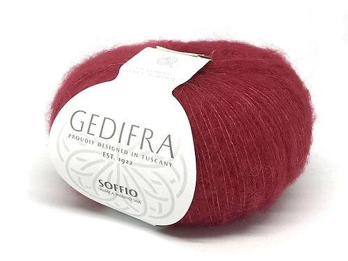 SOFFIO Gedifra 625 (красная малина)