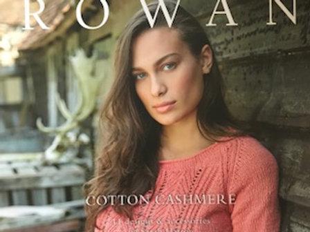 "Брошюра ""Cotton Cashmere"" - Rowan"