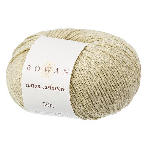 Cotton Cashmere Rowan 220 (linden green)