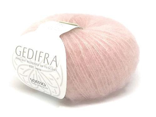 SOFFIO Gedifra 612 (розово-жемчужный)
