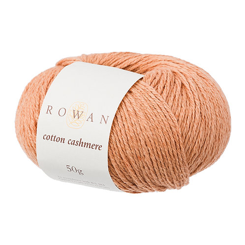 Cotton Cashmere Rowan 213 (golden dunes)