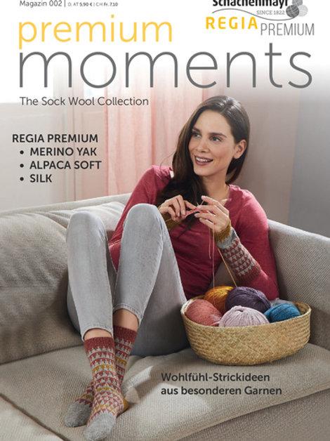 Журнал Regia Magazine 002 - Premium moments