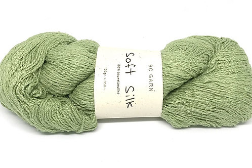 SOFT SILK BC Garn 23 (светло-зеленый)