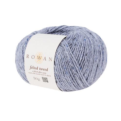 Felted Tweed Rowan 165 (Scree Tweed)