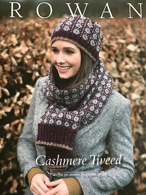 "Брошюра ""Cashmere Tweed"" - Rowan"