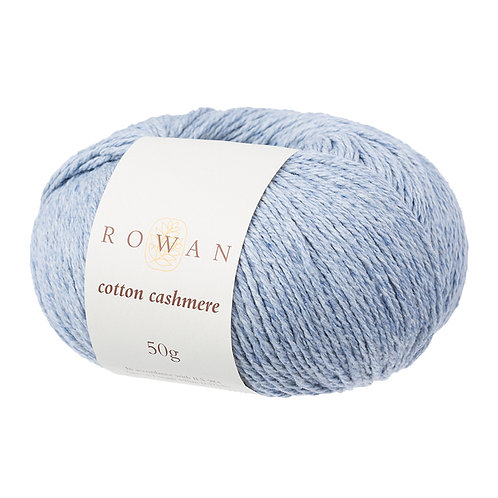 Cotton Cashmere Rowan 221 (morning sky)