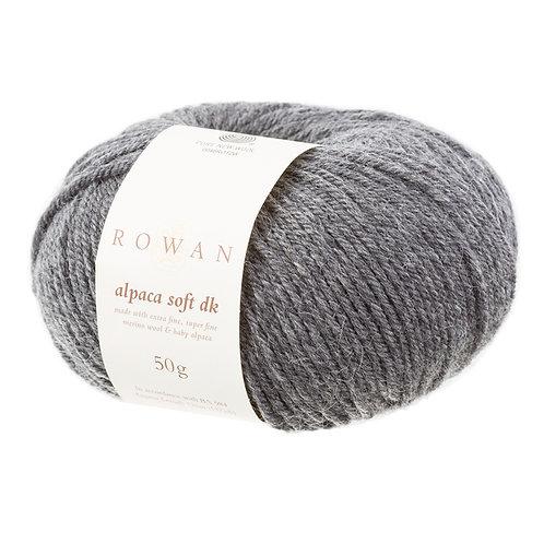 Alpaca Soft DK Rowan 211 (charcoal)
