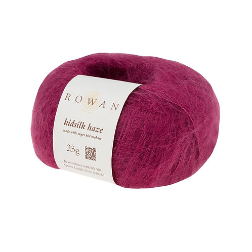 KidSilk Haze Rowan 583 (Blushes/розово-фиолетовый)