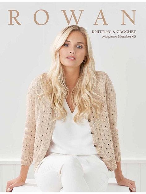 "Журнал Rowan ""Knitting & Crochet Magazine № 65"""