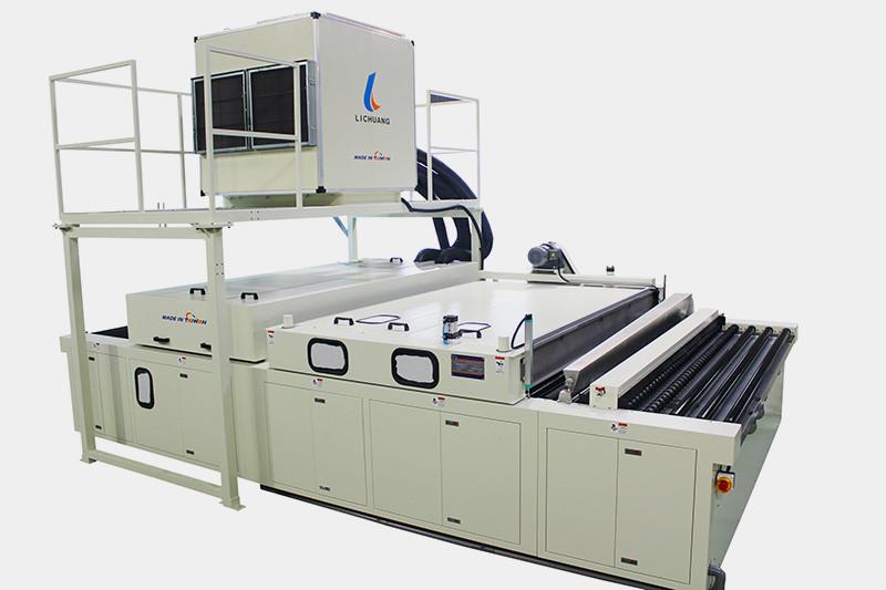 建築玻璃清洗乾燥機 KCV-2600-A3