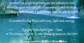 Spiritual awareness day