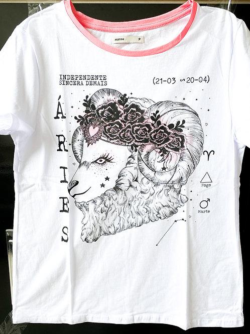 Camiseta de Áries
