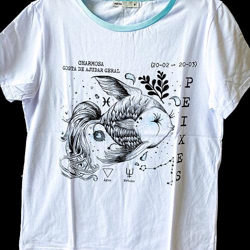 Camiseta de Peixes
