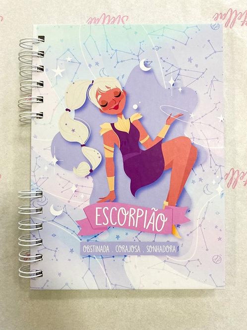 Caderno Escorpião II