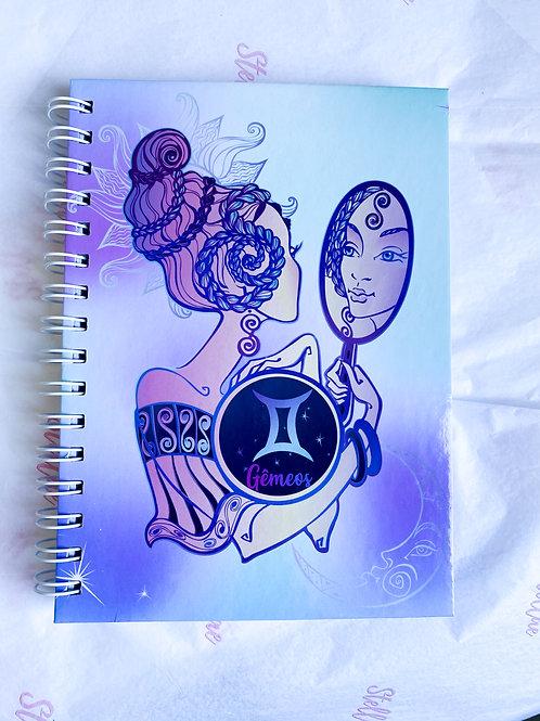 Caderno Gêmeos
