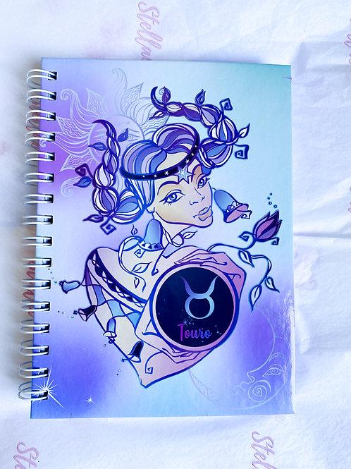 Caderno Touro