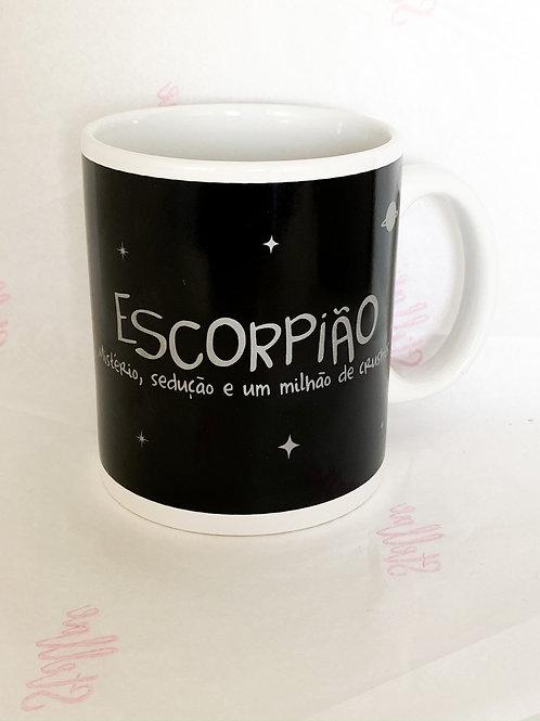 Caneca Escorpião