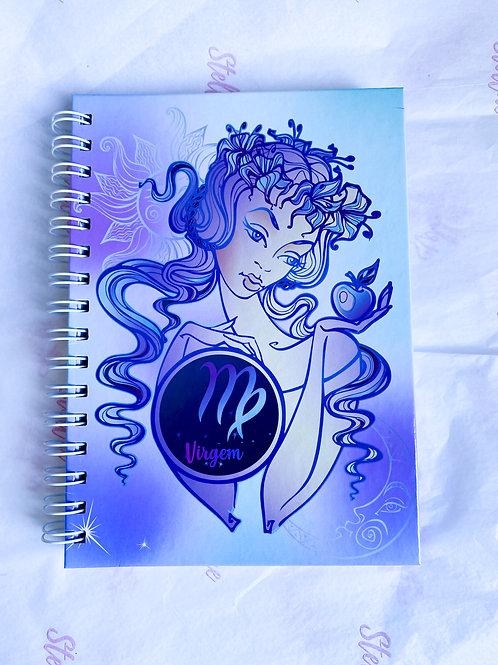 Caderno Virgem