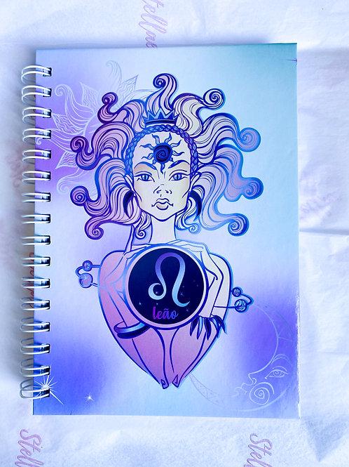 Caderno Leão