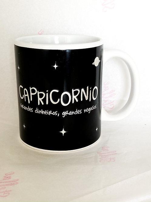 Caneca de Capricórnio