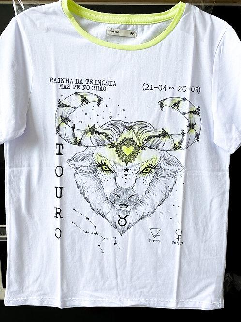 Camiseta deTouro