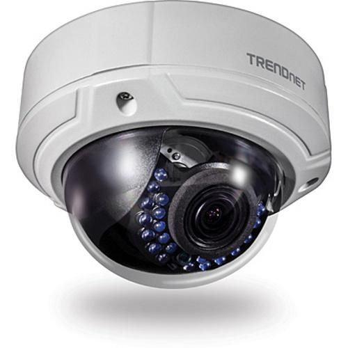 TRENDnet Outdoor PoE 2MP Varifocal Day/Night Network Camera