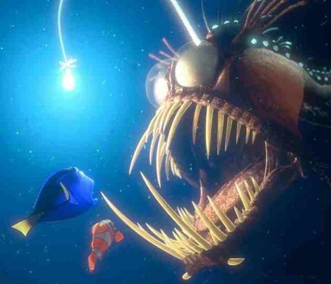 Finding Nemo: Pixar Animation (2003)