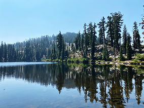 five lakes, lake tahoe, california