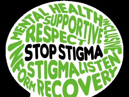 Moving Past Stigma - You Matter