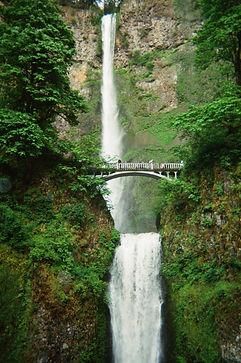 portland, oregon, multnomah falls