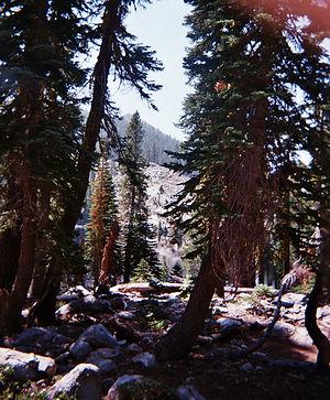five lakes, california, lake tahoe