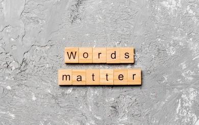 Language Around Mental Health Matters - You Matter