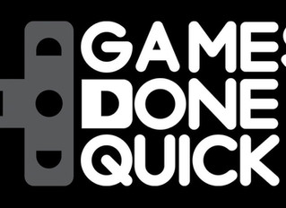 Why we support Games Done Quick