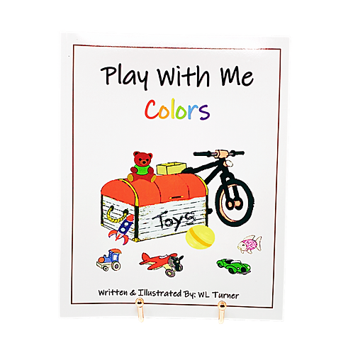 Play With Me: Colors
