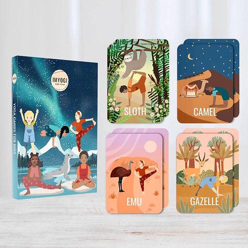IMYOGI Expansion Pack Yoga Cards