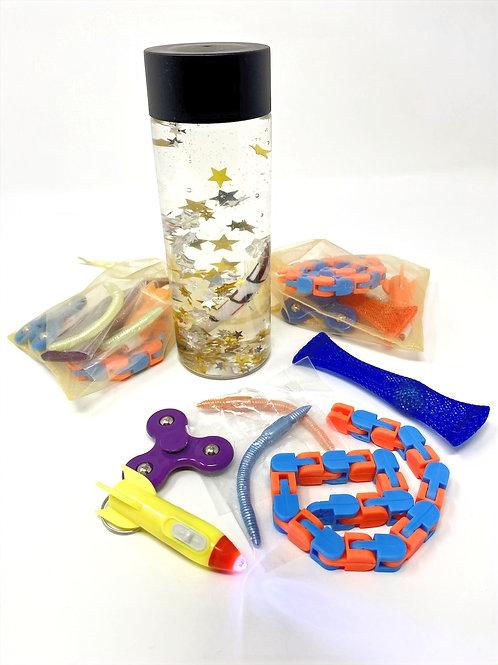 Sensory Bag Essentials: Space Bottle