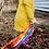 Thumbnail: Montessori Ribbon Wand: Rainbow