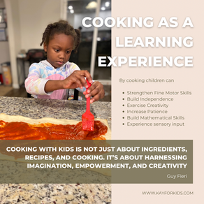 40. Cooking As A Learning Experience