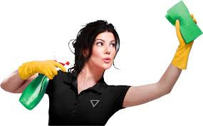 Weekly or fortnightly cleaning service