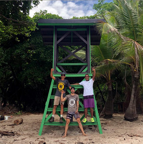 NEW LIFEGUARDS TOWERS
